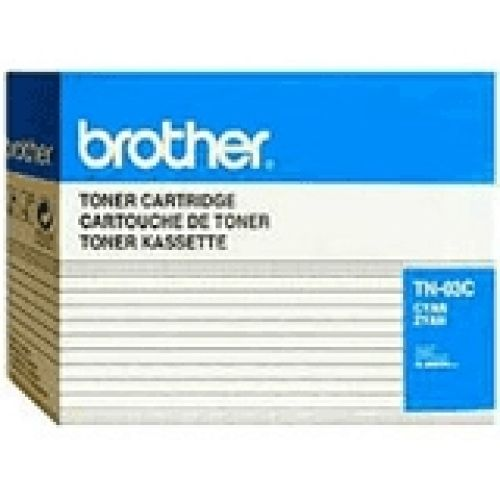 Toner Brother TN-03C, cyan