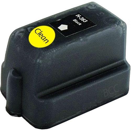 Reinigungspatrone black, kompatibel zu HP 363XL / C8719E