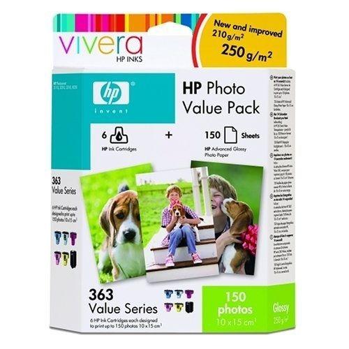 Original HP Nr. 363 Photo Value Pack