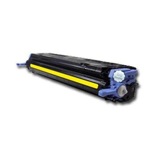 Toner Yellow Alternativ für HP-Drucker, ersetzt HP Q6002A
