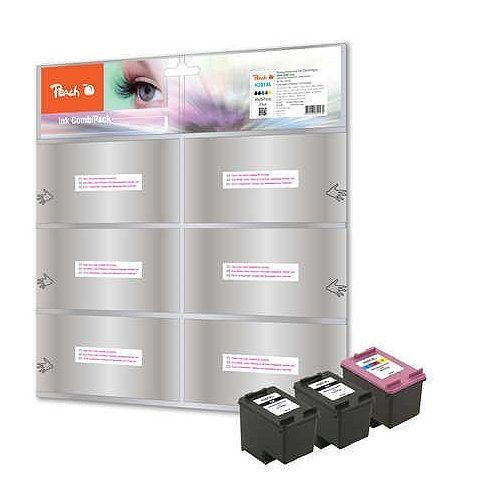 Peach MultiPack Plus PI300-561, kompatibel zu HP 300 XL