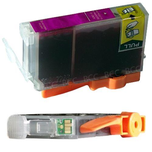 * Druckpatrone photo-magenta mit Chip, kompatibel, Art CK8PM -Ch