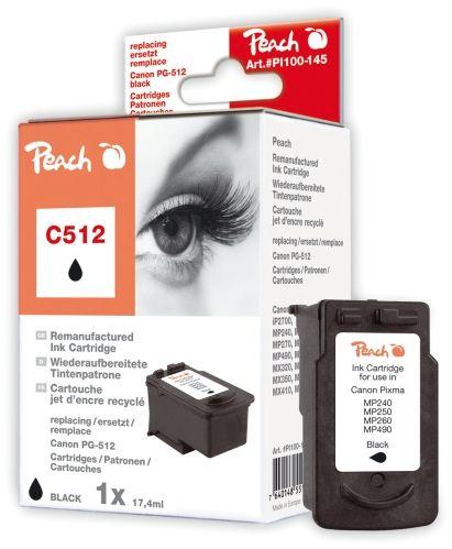 Peach Druckerpatrone PI100-145, remanufactured Canon 512