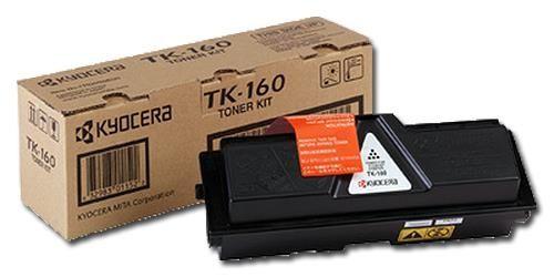Toner Original black Kyocera TK-160 | 2.500 Seiten