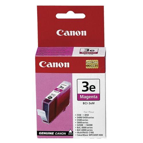 Original Canon Tintenpatrone Magenta Nr. 3, BCI-3eM