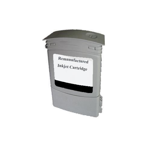 Druckerpatrone Typ 80, black, 350ml, H80BKrw