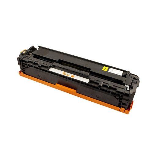 Peach Toner PT301 yellow, kompatibel zu HP CF212A / HP 131A