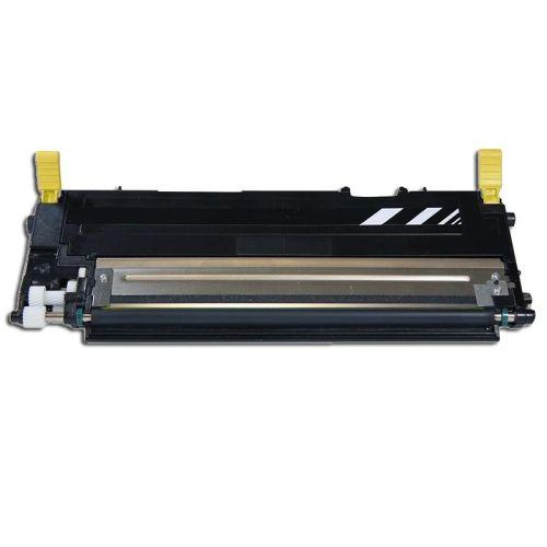 Toner DLT1230Y, Rebuild für DELL-Drucker, ersetzt 593-10496