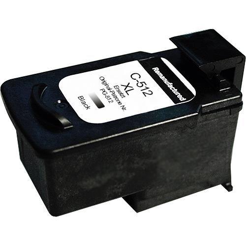 Druckerpatrone black (schwarz) C512rw (remanufactured)