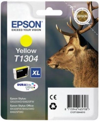 Tintenpatrone Epson T130440, yellow, EO-TP1304