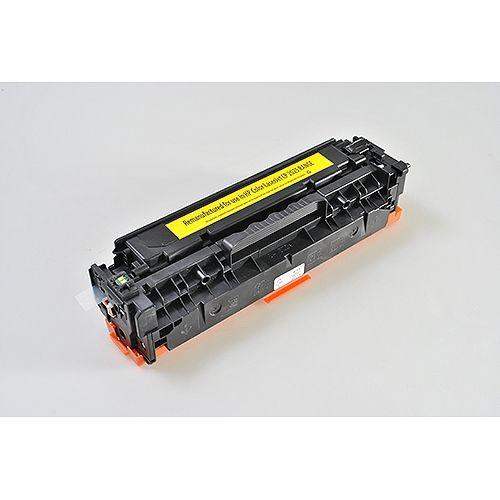 Peach Toner PT140 Gelb, kompatibel zu HP CC532A