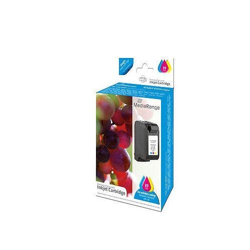Druckerpatrone color, ersetzt HP Nr. 78/C6578D, MediaRange