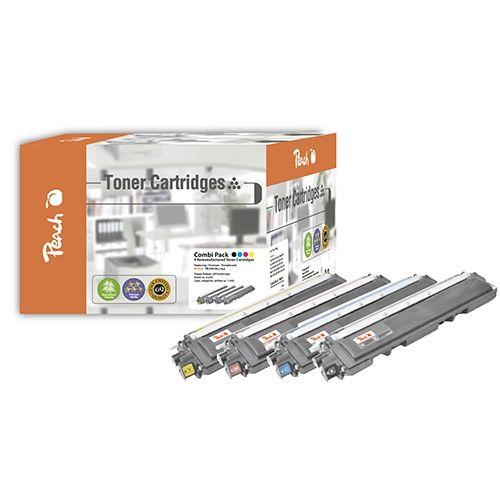 Peach MultiPack PT293, kompatibel zu TN-230