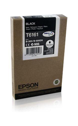 Originalpatrone Epson T616100, schwarz | EO-TP6161
