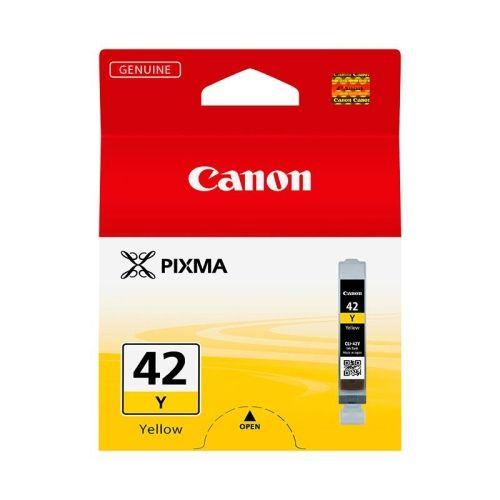 Original Canon Tintenpatrone Yellow CLI-42Y