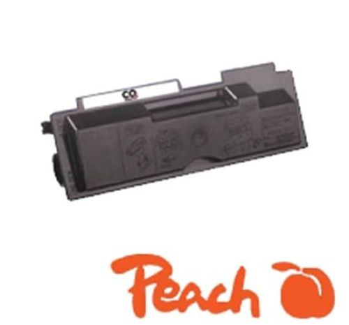 Peach Tonermodul schwarz kompatibel zu TK17