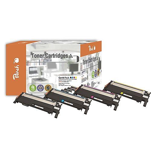 Peach MultiPack PT322, kompatibel zu CLT-406S