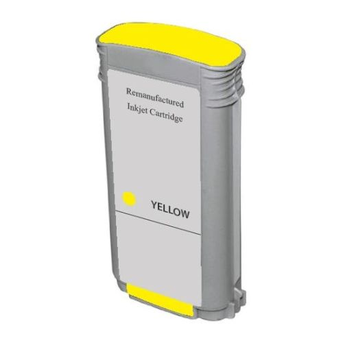 Druckerpatrone Typ 72, yellow, 130ml, H72YErw