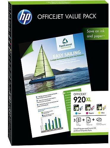 Original Value-Pack HP 920XL