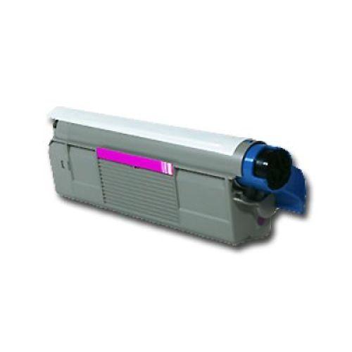 Toner OLC5600M, magenta, Rebuild für Oki-Drucker, ersetzt 433244