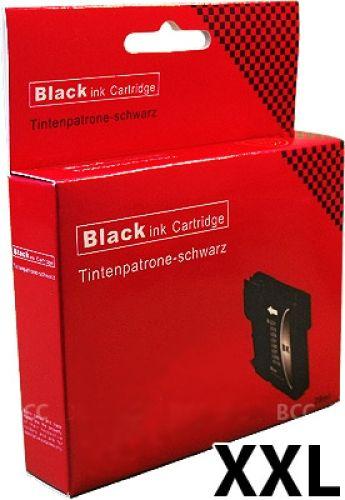 Druckpatrone XXL für Brother, Typ BK985XLBK, black