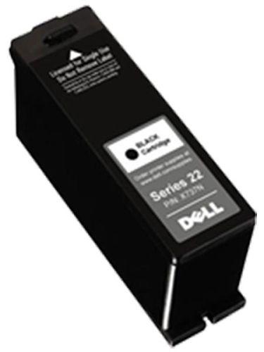 Tintenpatrone Dell X737N, schwarz HC