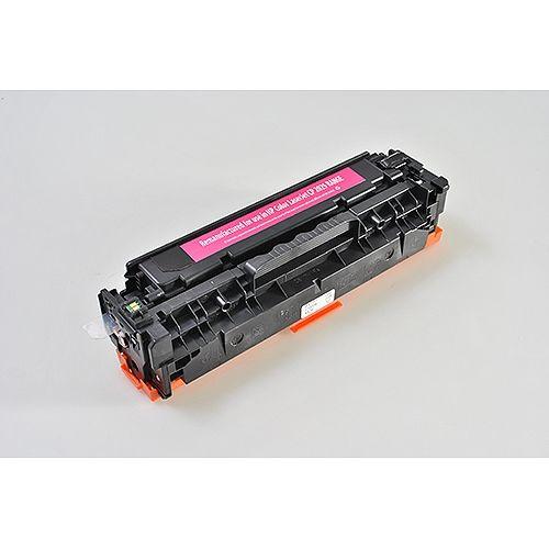 Peach Toner PT141 Magenta, kompatibel zu HP CC533A