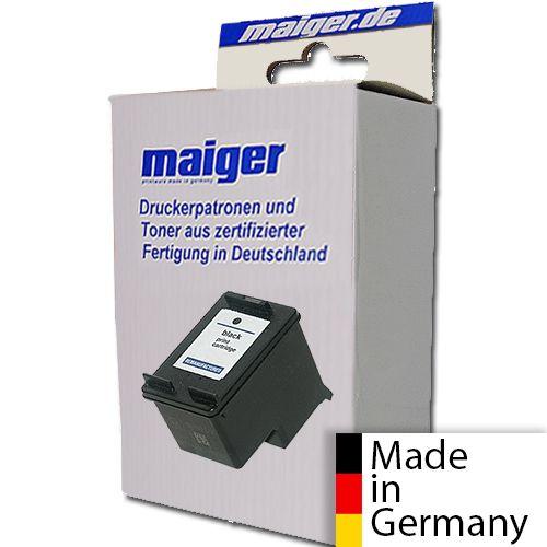 Maiger.de Premium-Patrone schwarz, ersetzt HP Nr. 901XL/CC654AE